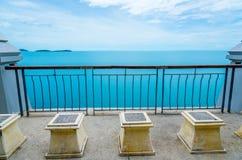 Beira-mar cênico da montanha Imagem de Stock Royalty Free