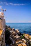 Beira-mar da cidade de Yalova Foto de Stock