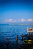 Beira-mar da cidade de Yalova Imagem de Stock
