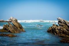 Beira-mar de Cape Town foto de stock royalty free