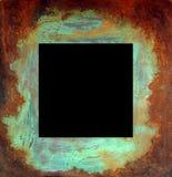 Beira oxidada Foto de Stock