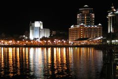 Beira-rio imagens de stock