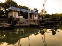 beira-rio da casa Imagem de Stock