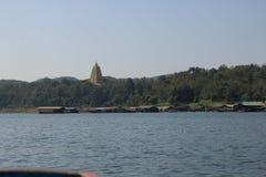 Beira-rio da comunidade Fotografia de Stock Royalty Free