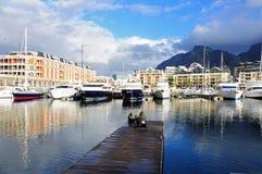 Beira-rio de V&A, Cape Town Fotografia de Stock Royalty Free
