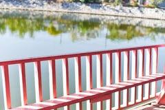 Beira-rio do balcão fotografia de stock royalty free