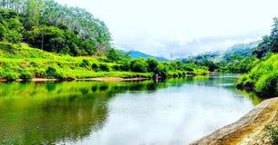 Beira rio - Santa Catarina - Brasil Royalty Free Stock Images