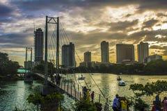 Beira See, Colombo Lizenzfreie Stockbilder