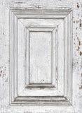 Beira vazia de madeira antiga muito velha do frame do vintage Fotografia de Stock Royalty Free