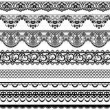 Beiras do laço ilustração royalty free