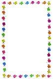 Beiras do Ladybug Imagens de Stock