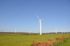 Beiras Windfarm Imagem de Stock Royalty Free