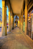 Beiroet van de binnenstad, Libanon. stedelijke architectuur Royalty-vrije Stock Foto's
