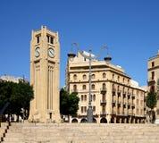 beirut śródmieście Lebanon Fotografia Stock