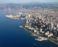 Beirut, der Libanon lizenzfreie stockbilder