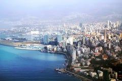 Beirut, der Libanon Stockbild
