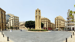 Beirut downtown Stock Image