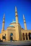 Beirut Grand Mosque Stock Photos