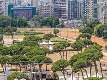 Beirut Hippodrome Park Stock Photo