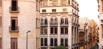 beirut i stadens centrum lebanon Royaltyfri Fotografi