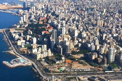 Beirut, Líbano Imágenes de archivo libres de regalías