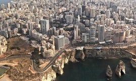 Beirut - Líbano Fotografía de archivo libre de regalías