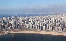 Beirut, Líbano Foto de archivo