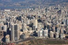 beirut lebanon Fotografering för Bildbyråer