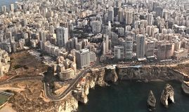 Beirut - Lebanon Royalty Free Stock Photography