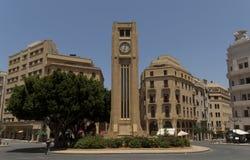 Beirut Lebanon - Downtown Place d etoile. Beirut Lebanon  Place d etoile Royalty Free Stock Image