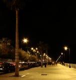 Beirut at Night (Lebanon) Royalty Free Stock Image