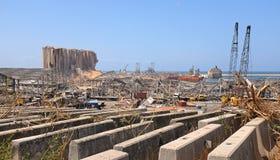 Beirut Port August 2020