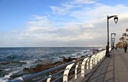 Beirut Promenade (Lebanon) Stock Image