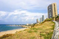 Beirut Ramlet Al Baida 03 stock image