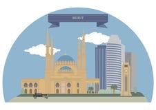 Beirut - rocas de la paloma