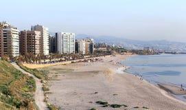 Beirut skyline Royalty Free Stock Image
