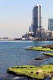 Beirut Skyline Stock Photo