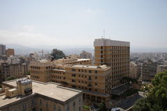 Beirute, Líbano 2011 imagens de stock