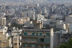 Beirute, Líbano 2011 fotos de stock royalty free