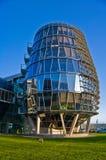 Beispiel der modernen Architektur Stockbild
