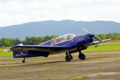 Beispielflugzeuge airshow Stockfoto