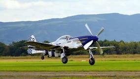 Beispielflugzeuge airshow Lizenzfreie Stockfotos