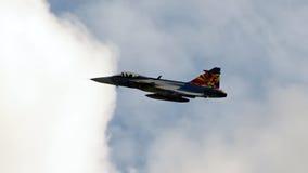 Beispielflugzeuge airshow Lizenzfreies Stockfoto