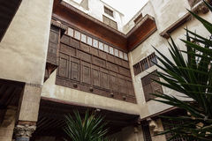 Beit as-Suhaymi,Typical House in Islamic Cairo Stock Photos