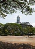 Beit el-Ajaib (House of Wonders). In Stone Town, Zanzibar Royalty Free Stock Photos