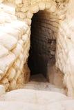 Beit govrin park narodowy, Israel zdjęcie royalty free