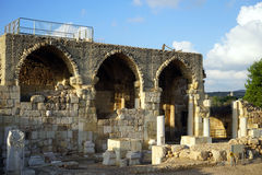 Beit Guvrin Royaltyfri Fotografi