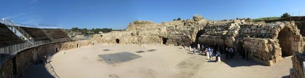 Beit Guvrin Amphitheater Royalty Free Stock Photo