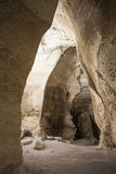 Beit Guvrin Caves Royalty Free Stock Photo
