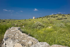 Beit Guvrin national park Royalty Free Stock Photo